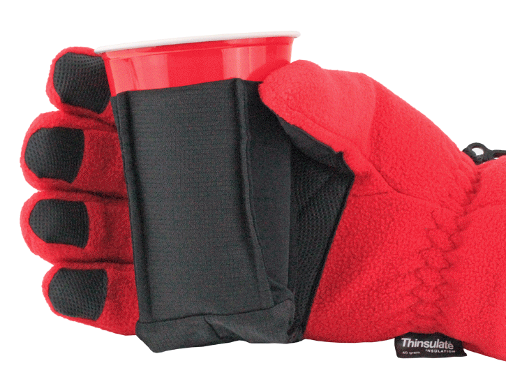 Glove w/Cup Image